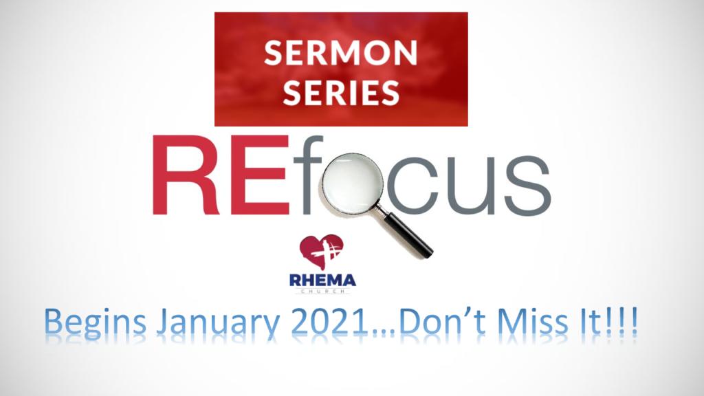 Sermon Series 2021